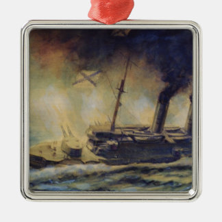 The Battle of the Gulf of Riga, August 1915, 1940 Christmas Ornament