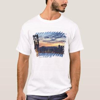 The Bay Bridge from Treasure Island T-Shirt
