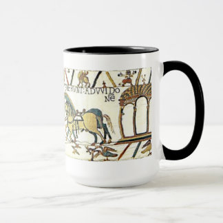 The Bayeux Tapestry Again Mug