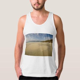 The Beach At Luskentyre Tanks