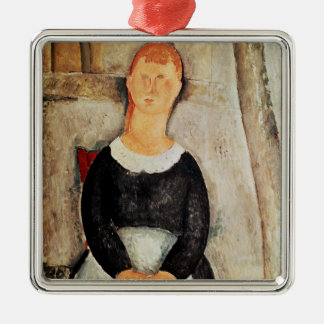 The Beautiful Grocer Christmas Ornament