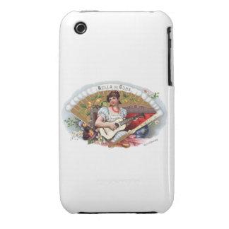 The Beautiful one of Cuban Vintage Cuba Case-Mate iPhone 3 Case