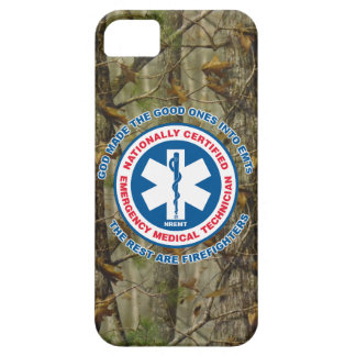 The Best are EMTs, the Rest are Firefighters Case For The iPhone 5