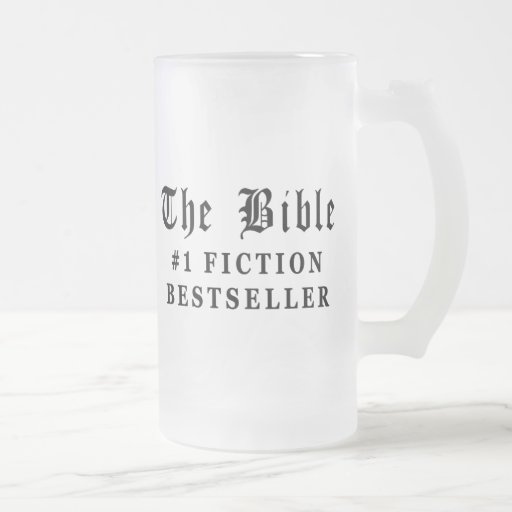 The Bible Fiction Bestseller Coffee Mug