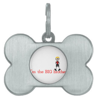 The BIG Brother Pet Tags