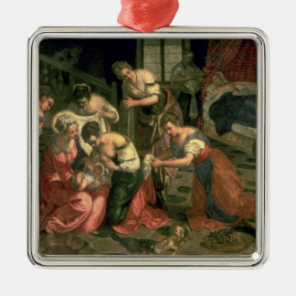 The Birth of St. John the Baptist, 1550-59 Christmas Ornament