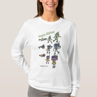 The BittyBots are Naughty! T-Shirt