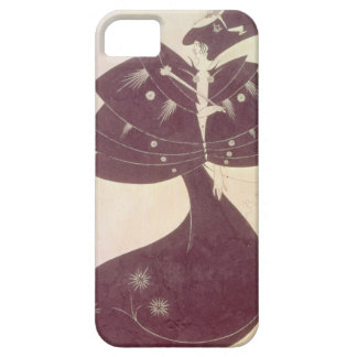 The Black Cape, illustration for the English editi iPhone 5 Cases