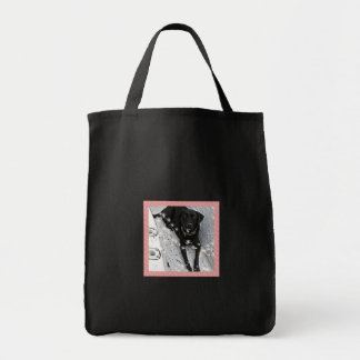 the black lab tote