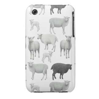The Black Sheep iPhone 3 Case