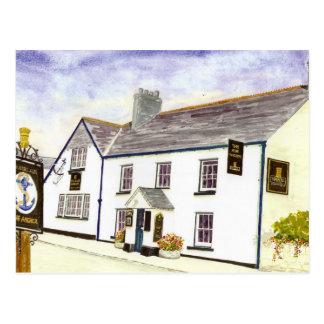 The Blue Anchor Postcard