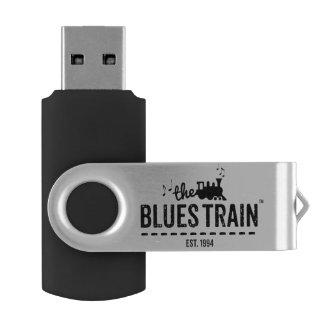 The Blues Train 8gb USB Drive