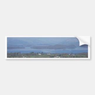 The Bonnie Banks of Loch lomond Bumper Sticker