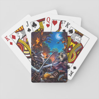 The Book of Snow Playing Cards