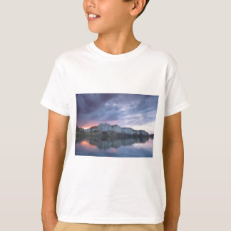 The breaks of the Upper Missouri River T-Shirt