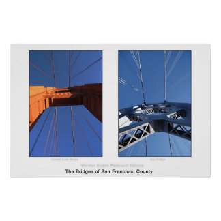 The Bridges of San Francisco County Poster