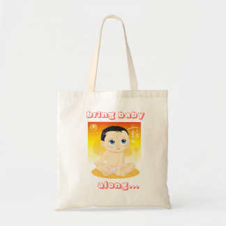 """the """"Bring Baby Along"""" Tote"""