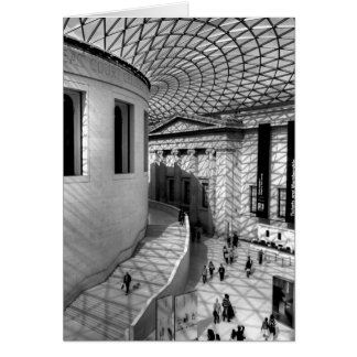 The British Museum, London Greeting Card