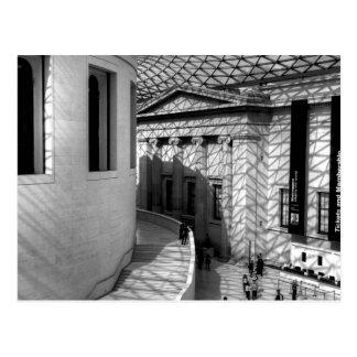 The British Museum, London Postcard