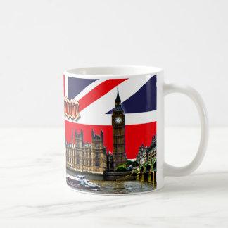 The British Parliament Coffee Mug