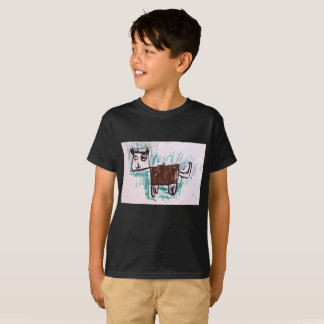 """The """"Brown Dog"""" shirt by Luka Myers"""