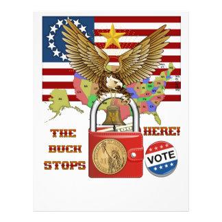 The-Buck-Stops-Here-1 Custom Flyer