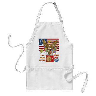 The-Buck-Stops-Here-1 Standard Apron