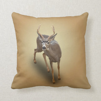 THE BUCK STOPS HERE CUSHION