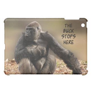 The Buck Stops Here! iPad Mini Case