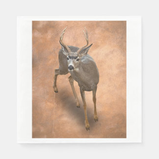 THE BUCK STOPS HERE PAPER SERVIETTES