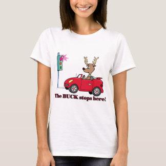 The buck stops here T-Shirt
