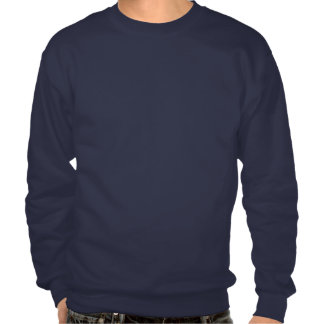 The Buck Stops Here Pull Over Sweatshirts