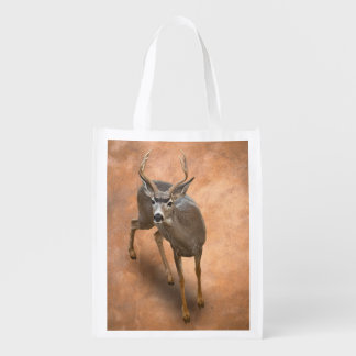 THE BUCK STOPS HERE GROCERY BAG
