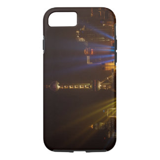 The Bund (waterfront) in Shanghai. Looking iPhone 8/7 Case