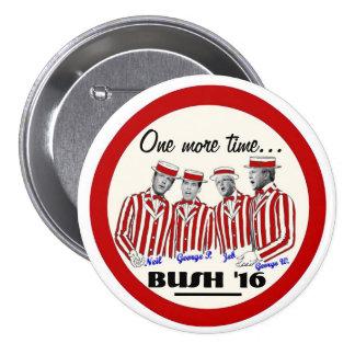 The Bush Brothers 7.5 Cm Round Badge