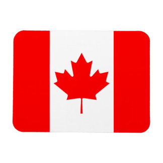 The Canadian Flag, Canada Magnet