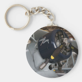 The Candy Clipper Key Ring