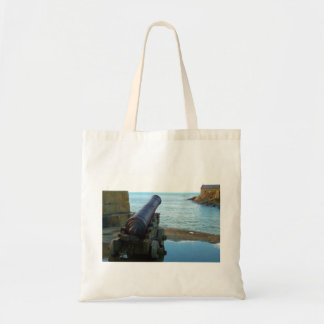 The Canon Porthleven Cornwall England Tote Bag