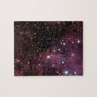 The Carina Nebula (NGC 3372) Jigsaw Puzzle
