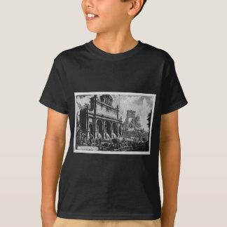 The Castle of the Acqua Felice Giovanni Battista T-Shirt