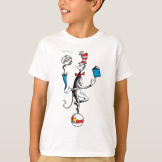 The Cat in the Hat Balancing Act T-Shirt