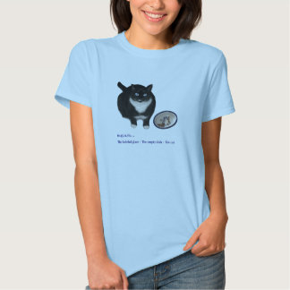 The Cat, version 1 Shirts