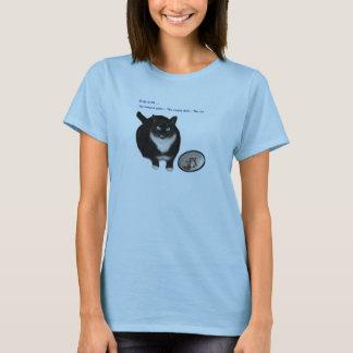 The Cat, version 2 T-Shirt