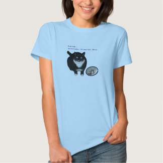 The Cat, version 2 T-shirts