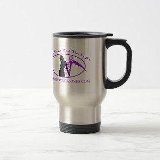 The Charley Davidson Series Travel Mug