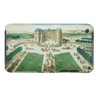 The Chateau Rambouillet, engraved by Antoine Aveli Barely There iPod Cover