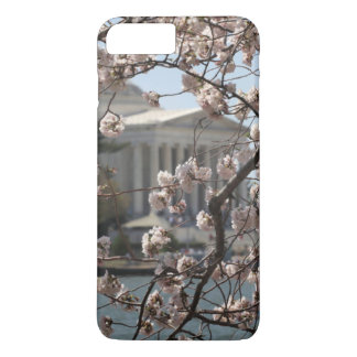 The Cherry Blossoms In Bloom In Washington DC iPhone 8 Plus/7 Plus Case