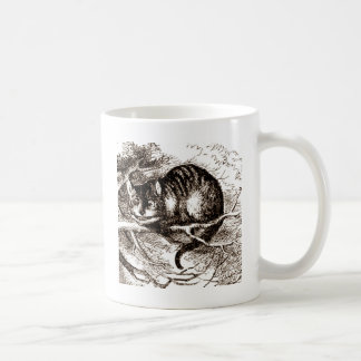 The Cheshire Cat Coffee Mug