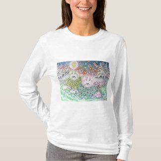 The Chirstmas Tigers T-Shirt
