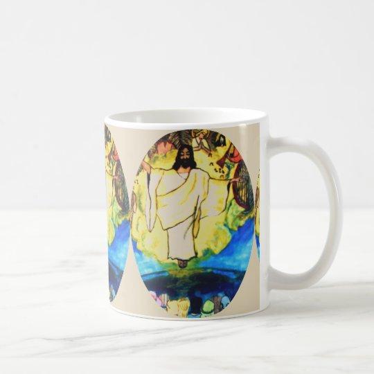 THE CHRISTIAN RAPTURE mug